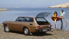 Volvo P1800 ES, via Flickr.