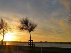 La Rochelle sunrise