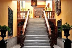 Casa de Aliaga. Lima Perú - Arq. Emilio Soyer