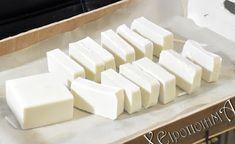 """ΕΛΛΑΝΙΑ ΠΥΛΗ: """"Φτιάξε αγνό σπιτικό σαπούνι"""" (Βιντεο) Flavored Butter, How To Make Cheese, Different Recipes, Fajitas, Soap Making, Feta, Health And Beauty, Food Processor Recipes, Diy And Crafts"""