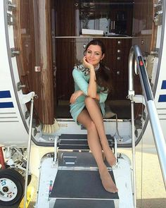Geile Stewardessen