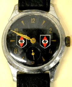 Hitler Jugend Uhr