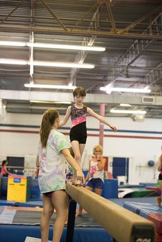 Gymnastics Camp 2016 | Howard County Recreation and Parks