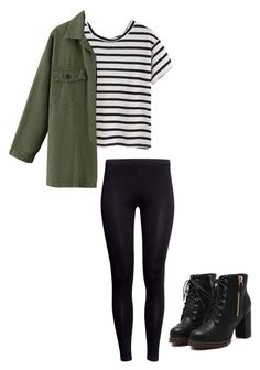 """Winter outfits for teens"" by madisenharris on Polyvore featuring H&M…"