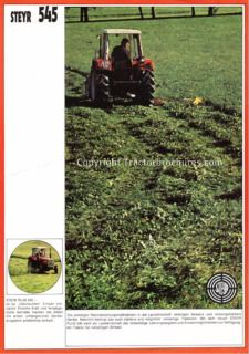 Tractorbrochures.com/Steyr Plus Steyr, Country Roads