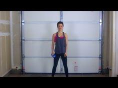 10 Minute Calorie Blasting Ladder Workout | Foodfaithfitness.com | @FoodFaithFit