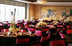 Houston Center Club - Main Dining Room