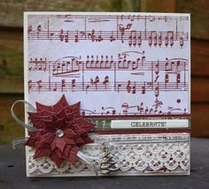 Celebrate Card by Christine Emberson