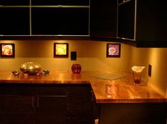 Counter Tops Diy How To Build copper counter tops bathroom. Copper Countertops, Countertop Materials, Laminate Countertops, Concrete Countertops, Kitchen Countertops, Kitchen Island, Kitchen Cabinets, Clear Epoxy Resin, Diy Epoxy