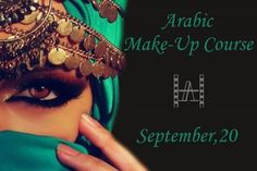 Catch the opportunity to learn the hottest Arabic Make-Up Technique!!!          The ultimate course for those who are serious about a career in Make-up Artistry. This course will take you from a foundation level, through to a cutting-edge level of the most popular Arabic Make-up Te