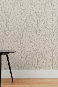 Love for bedroom:  Buy Twigs Wallpaper from the Next UK online shop