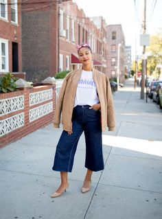 A Week of Outfits: Dalila Shannon | A Cup of Jo