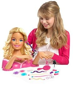 Barbie Color, Cut and Style Stylin' Head-Caucasian by Just Play Just Play http://www.amazon.de/dp/B00S5VH3AG/ref=cm_sw_r_pi_dp_nKIVwb1E42985