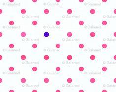 tissus à pois coordonnés bientôt disponible sur Spoonflower/#spoonflowered