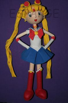 (2) EspArgen  Sailor Moon