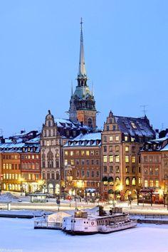 Stockholm, Sweden #swedentravel