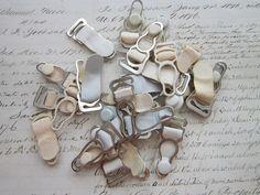 vintage notions -garters!!