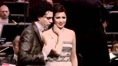 Anna Netrebko & Rolando Villazon - La Boheme 'O soave fanciulla' (G. Puc...