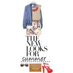 """""""summer."""" by frutini on Polyvore"""
