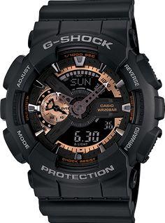 G-Shock se ha caracterizado por ser invencible y el GA110RG-1ACR no es la excepción. ¿Quieres conocer a esta bestia? Aquí te la presentamos. #Klokker #watchesofpinterest #watchporn
