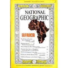 National Geographic Magazine, September 1960 | $10.22