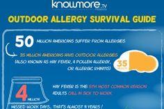 Outdoor Allergy Survival Guide