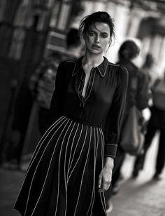 "Irina Shayk "" Walkin"