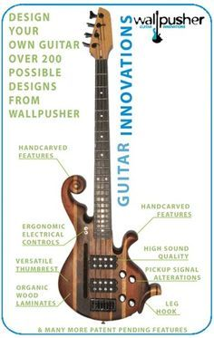 017a0278b3cf9 Infographic of why these guitars rock Wallpusher.com
