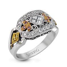 LP1111 Right-Hand Ring | Simon G. Jewelry