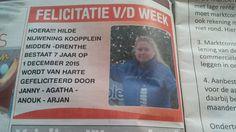 Bedankt voor de felicitatie in de krant, superleuk! Alweer 7 jaar Koopplein in Midden-Drenthe. http://koopplein.nl/middendrenthe/650004/sinterklaas-koopt-ook-op-kooppleinnl.html
