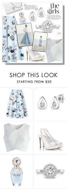 """Dafina Jewelry"" by sans-moderation ❤ liked on Polyvore featuring Miss Selfridge, Chicwish, Fratelli Karida and Marc Jacobs"