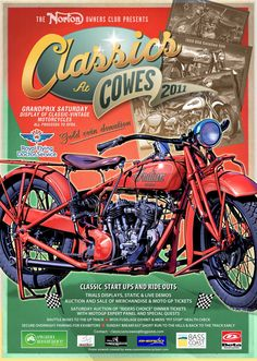 Classic_motorcycle_ poster_art
