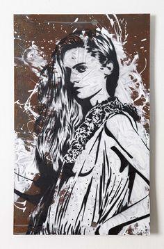 `http://www.widewalls.ch/artist/xoooox/ #streetart #xoooox