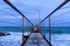 I like jetties - They bring you where you can't go... Misano Adriatico, Emilia Romagna, Italy