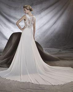 #ウエディングドレス #プロノビアス #プレ花嫁 #weddingdress #bride #pronovias