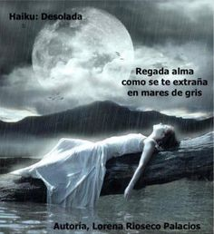 Haikú: Desolada - (Autora Lorena Rioseco Palacios, Derechos Reservados)