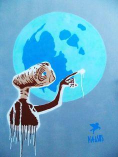 Street Art By Pegasus - London (United Kingdom)