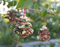 Christmas tree and we use Those corks
