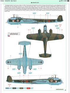 Luftwaffe, Wwii, Aircraft, World War One, Aviation, World War Ii, Plane, Planes