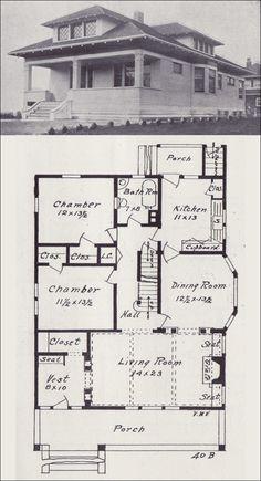 1908 Western Home Builder - No. 40B