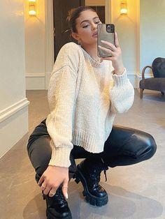 Estilo Kylie Jenner, Kylie Jenner Casual, Outfit Kylie Jenner, Kylie Jenner Fotos, Trajes Kylie Jenner, Looks Kylie Jenner, Estilo Kardashian, Kendall And Kylie Jenner, Kardashian Jenner