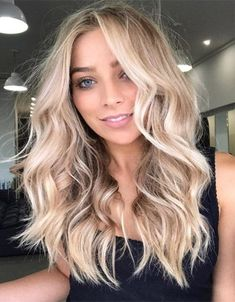 Super cute face framing blonde balayage hair for 2020 - super cute . - Super cute face framing blonde balayage hair for 2020 – Super cute face framing blonde balayage h - Hair Color Balayage, Blonde Color, Beige Blonde Balayage, Beige Blonde Hair, Balayage Hairstyle, Blonde Hair Lowlights, Highlights On Blonde Hair, Blonde Hair Bangs, Dark Blonde
