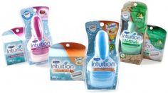 Schick Intuition Razors I will never go without these!