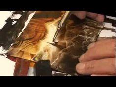 Liebe Encaustic Freunde, in diesem Video zeigt Euch Monika Romer verschiedene Encaustic-Werkzeuge und tolle Techniken auf der 4 Quadratmeter großen Megamalpl...