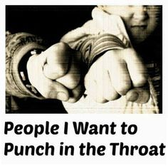 Meet Jen from 'People I Want to Punch in the Throat'   More LOLs & Funny Stuff for Moms   NickMom