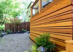 Bothell Deck and under-deck storage & screening                                                                                                                                                                                 More