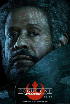 Rogue One: A Star Wars Story - Forest Whitaker as Saw Gerrera