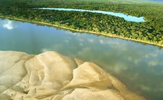 Rio Araguaia, Mato Grosso, Brasil