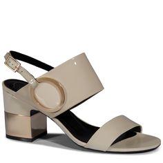 Podium Sandals RVW45018510D1PC019 | Roger Vivier