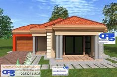 Two Bedroom House Design, House Roof Design, Village House Design, 4 Bedroom House Plans, Bungalow House Design, Round House Plans, Tuscan House Plans, Free House Plans, Simple House Plans